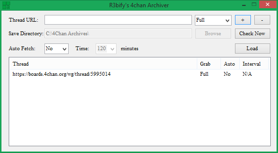 Archiver preview image